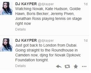 kayper tweet
