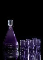 PH Saint Louis Purple Decanter €2,200